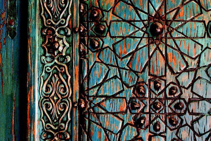 ''Jumeirah Zabeel Saray'' by Arketipo Design #Interior #Spa #Door #Wooden #Hammam