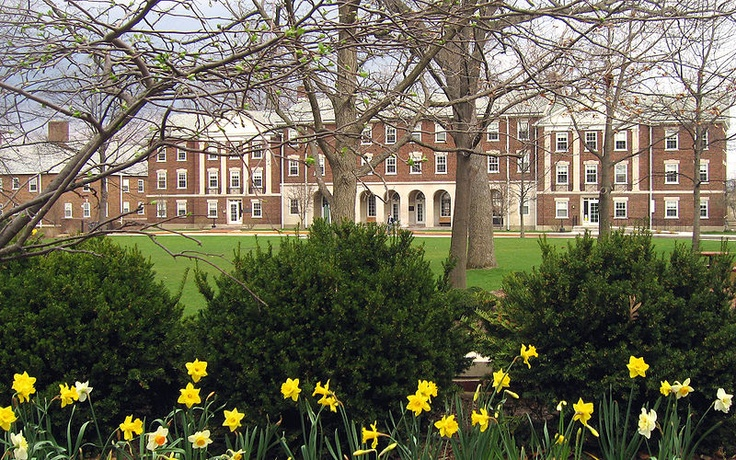 Hoben Hall taken from Hicks Center http://www.payscale.com/research/US/School=Kalamazoo_College/Salary