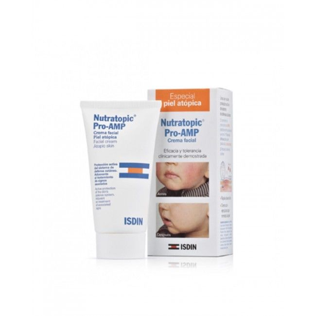 Nutratopic pro-AMP facial cream