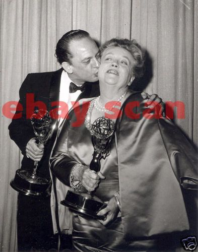 The Andy Griffith Show RARE Don Knotts Frances Bavier Original TV Awards Photo | eBay