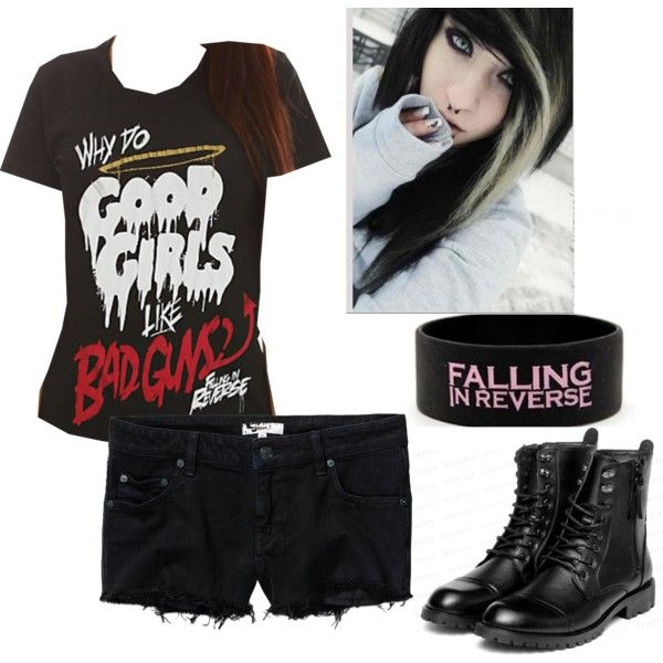 Assez 14 best falling in reverse outfits images on Pinterest | Falling  OQ28