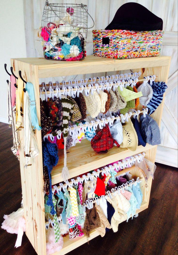 Baby prop storage. #kimhinklephotography