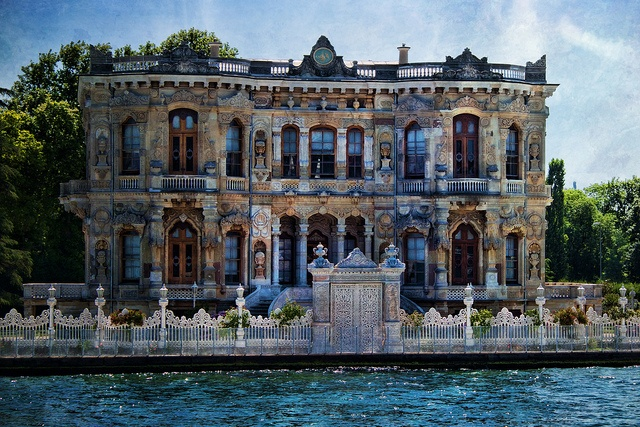 Dream house, Istanbul, Turkey