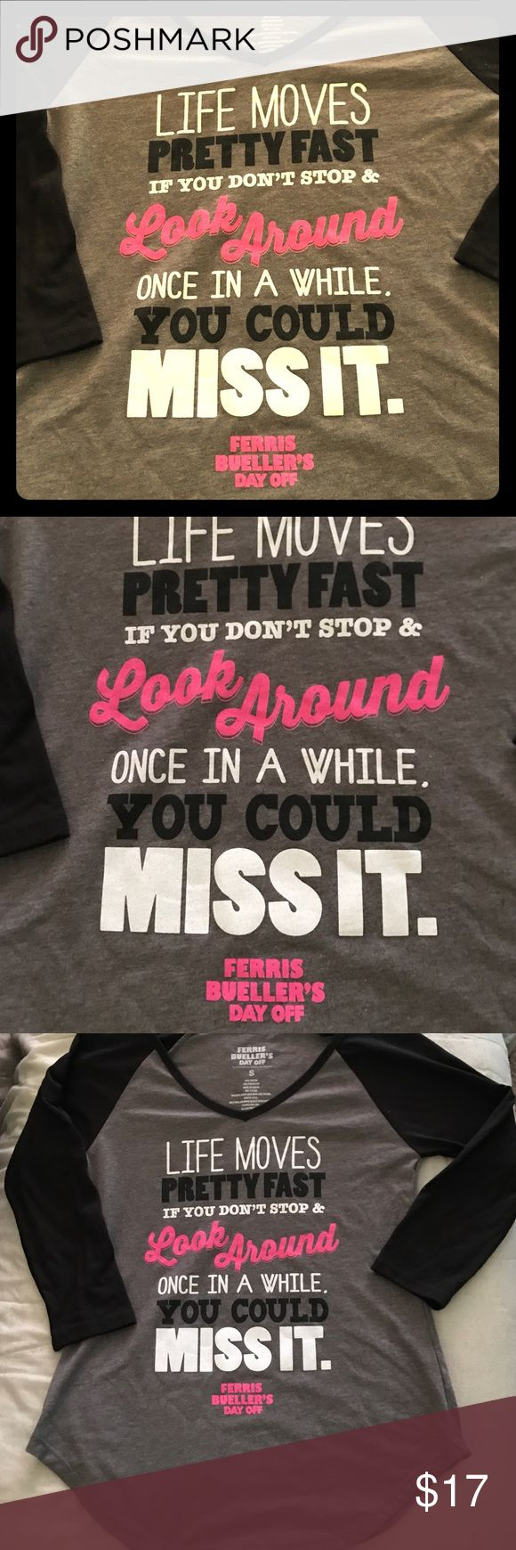 Ferris Bueller Life Moves Pretty Fast Quote 398 Best Ferris Bueller's Day Off Images On Pinterest  Ferris