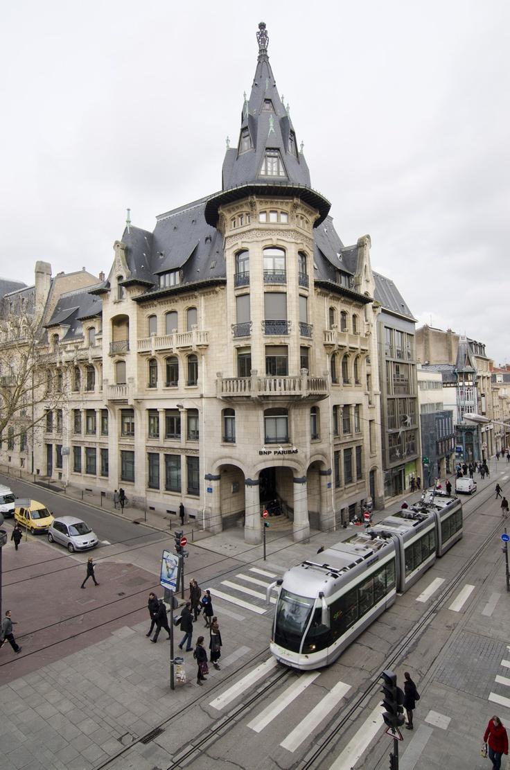 Immeuble de la banque Renauld, nancy