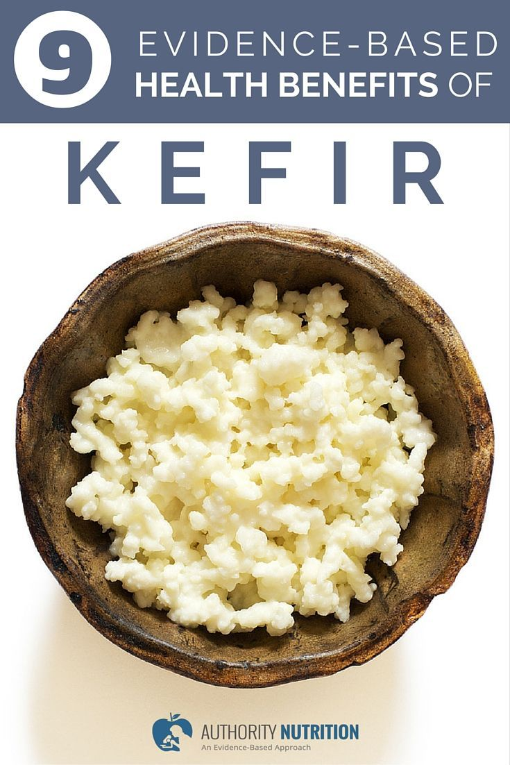 This is a detailed review of kefir and its health benefits. Kefir is a fermented milk drink that is highly nutritious and contains live probiotics. Learn more here: http://authoritynutrition.com/9-health-benefits-of-kefir/