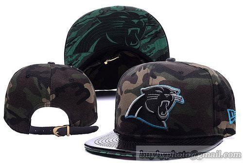 Cheap Wholesale Carolina Panthers Camo Strapback Hats Jungle camouflage Leather Brim for slae at US$8.90 #snapbackhats #snapbacks #hiphop #popular #hiphocap #sportscaps #fashioncaps #baseballcap