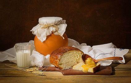 Постер Натюрморт с хлебом. Казань