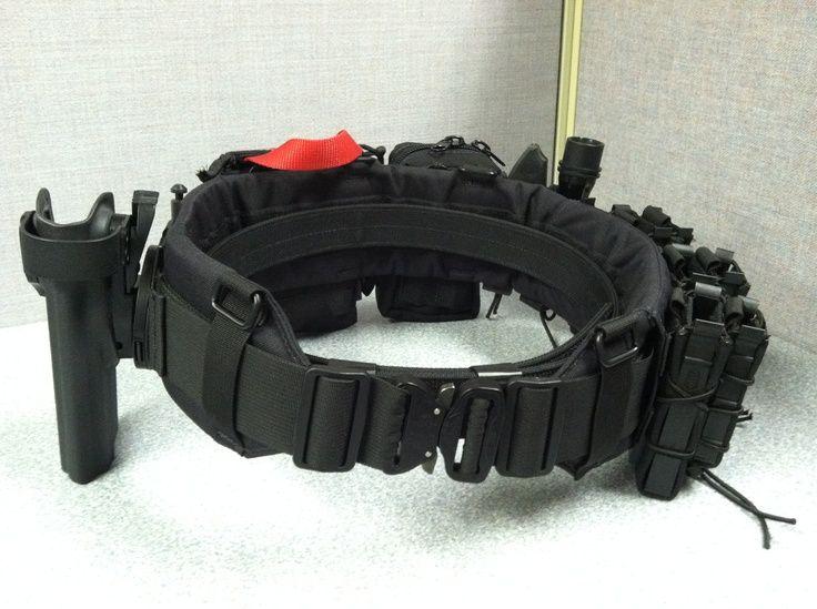 Grunt Gear Padded War Belt