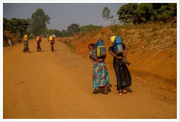 Las mujeres en Etiopía son heroínas salvando la familia y la sociedad #Etiopía #Mujeres #Igualdad #Cooperación