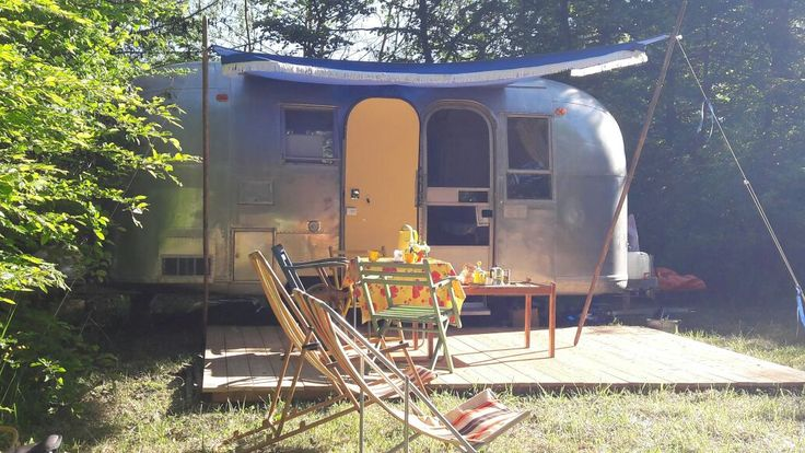 Airstream Hotel Bodensee