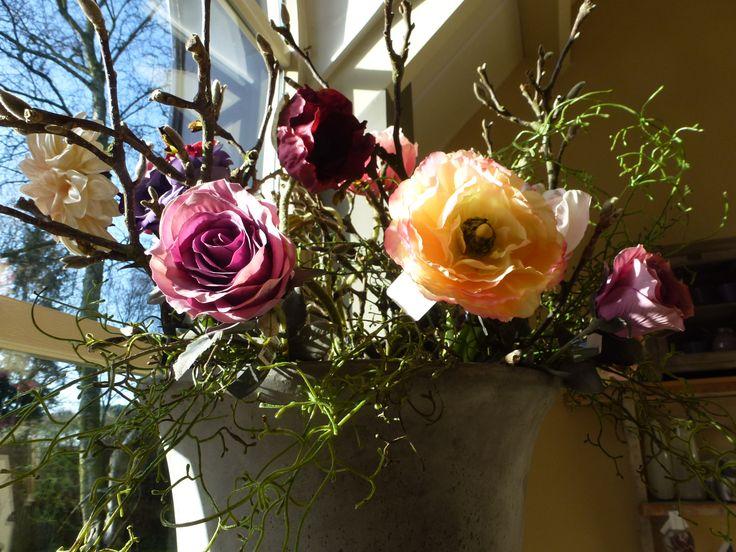 Meer dan 1000 afbeeldingen over bloemen decoratie op pinterest for Bloemen decoratie