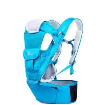 บอกต่อ  BethBear เป้อุ้มเด็ก แบบ Hip Seat (สีฟ้า)  ราคาเพียง  990 บาท  เท่านั้น คุณสมบัติ มีดังนี้ ปรับการใช้งานได้ถึง 5 รูปแบบ ใช้กับเด็กตั้งแต่แรกเกิดจนถึง 2 ขวบ(15 กิโลกรัม) ผ่อนแรงพ่อแม่เวลาอุ้มลูกทำให้ไม่เกิดปัญหากระดูกสันหลังผิดรูปร่าง