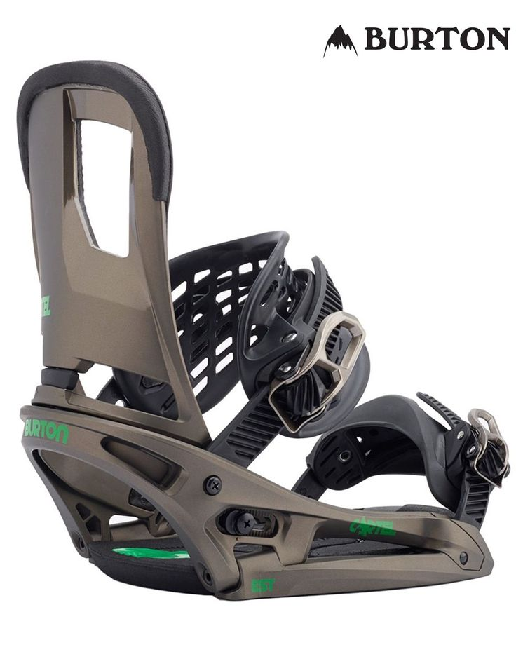 2017 #burton #cartel est snowboard #bindings uk 6-9 medium gold free shipping,  View more on the LINK: http://www.zeppy.io/product/gb/2/322400849073/