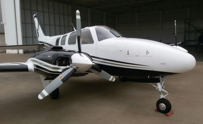 2010 Beechcraft Baron G58 for sale in NC United States => www.AirplaneMart.com/aircraft-for-sale/Multi-Engine-Piston/2010-Beechcraft-Baron-G58/12095/