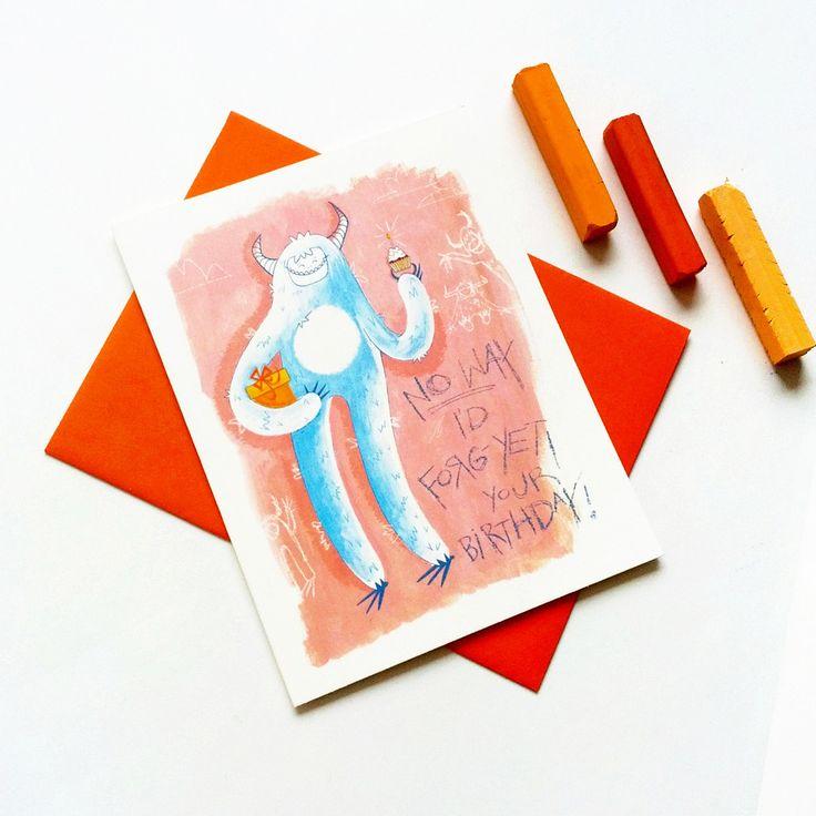 45 best Green Bean Studio images – Bean Birthday Card