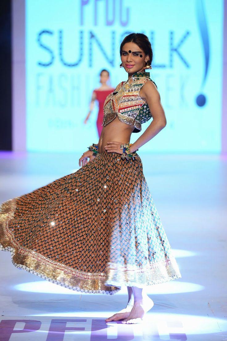 23 best bridal wear images on Pinterest   India fashion, Indian ...