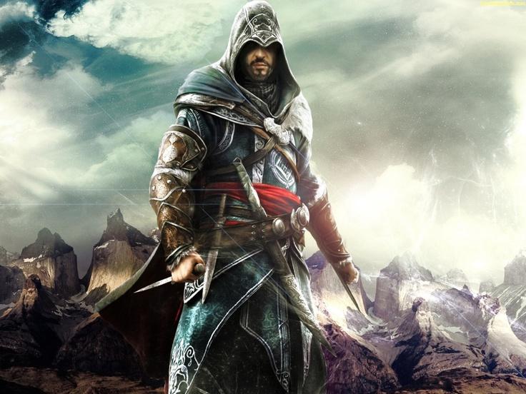 Assasin's Creed, Ezio Auditore da Firenze