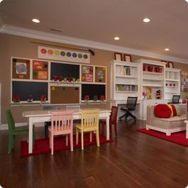Playroom ideas...
