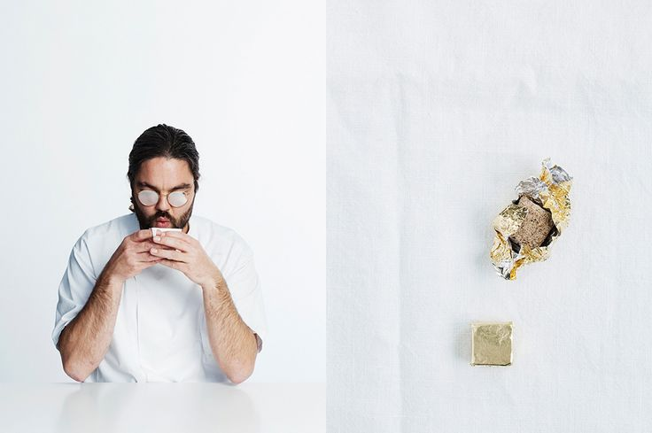 The Art of A Meal.  Bo Lindegaard at I´m A Kombo Photography: Marie Louise Munkegaard