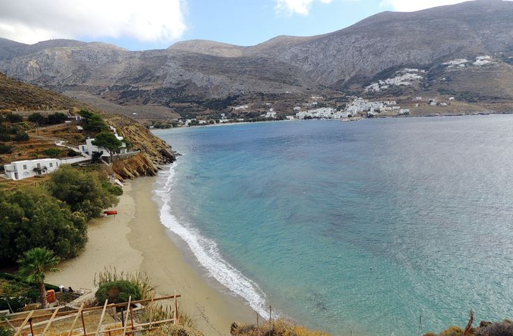 Circular walk around the villages and bays of Aegiali, Amorgos