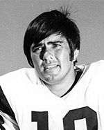 Born: Roman Ildonzo Gabriel Jr.  August 5, 1940 in Wilmington, North Carolina. Roman Gabriel, the great starting quarterback for the Los Angeles Rams during the late 1960s and early '70s, first achieved sports stardom at North Carolina State, where he was a two-time All-American at quarterback and an academic All-American.