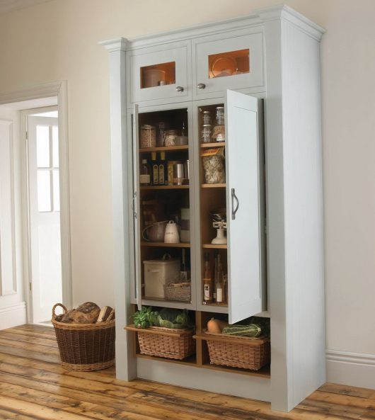 Kitchen Pantry Cabinets Freestanding: The 25+ Best Pantry Cabinet Free Standing Ideas On