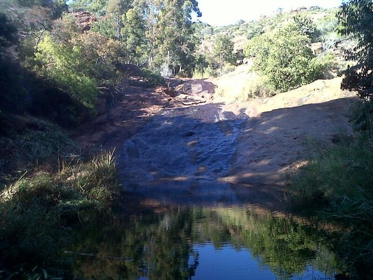 Broke brook
