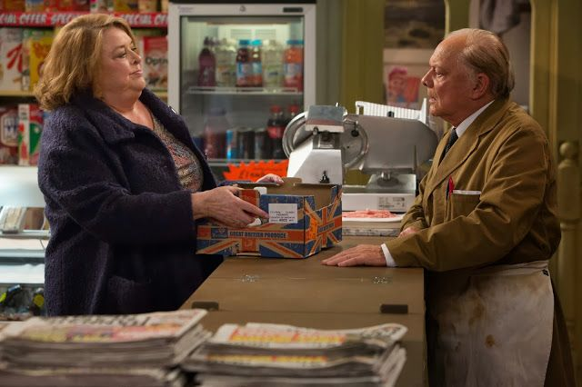 'Still Open All Hours' With Granville and ex nurse Gladys Emmanuel