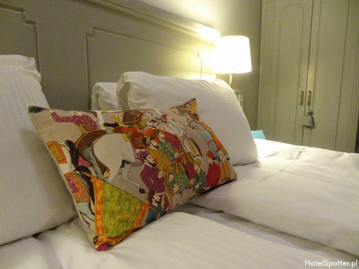 Radisson Blu Strand Hotel, Stockholm - poduszka dekoracyjna