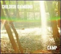 In the time before this wonderful album named Camp existed, the ?actors who rap? proposition would have been all red flags. Brian Austin Green, Mr. T, Joaquin Phoenix, and many others are on the ?cons? list, while the ?pros? would have been Drake (barely counts, unless <I>Degrassi: The Next Generation</I> was your thing) and maybe AVN award-winner Dirt Nasty. These were the horrible odds <I>Community</I> star and comedy writer Donald Glover was up against when he took the Internet?s Wu-Tang…