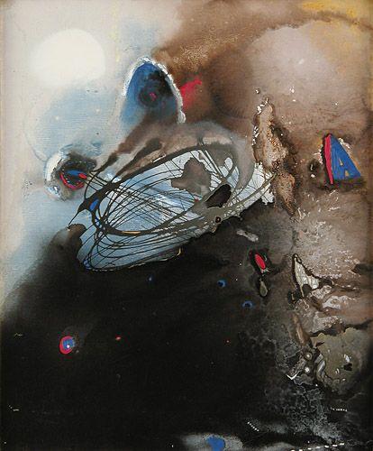 History of Art: Enrico Donati - Spaziale XXX