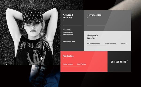 SanClemente ® on Behance
