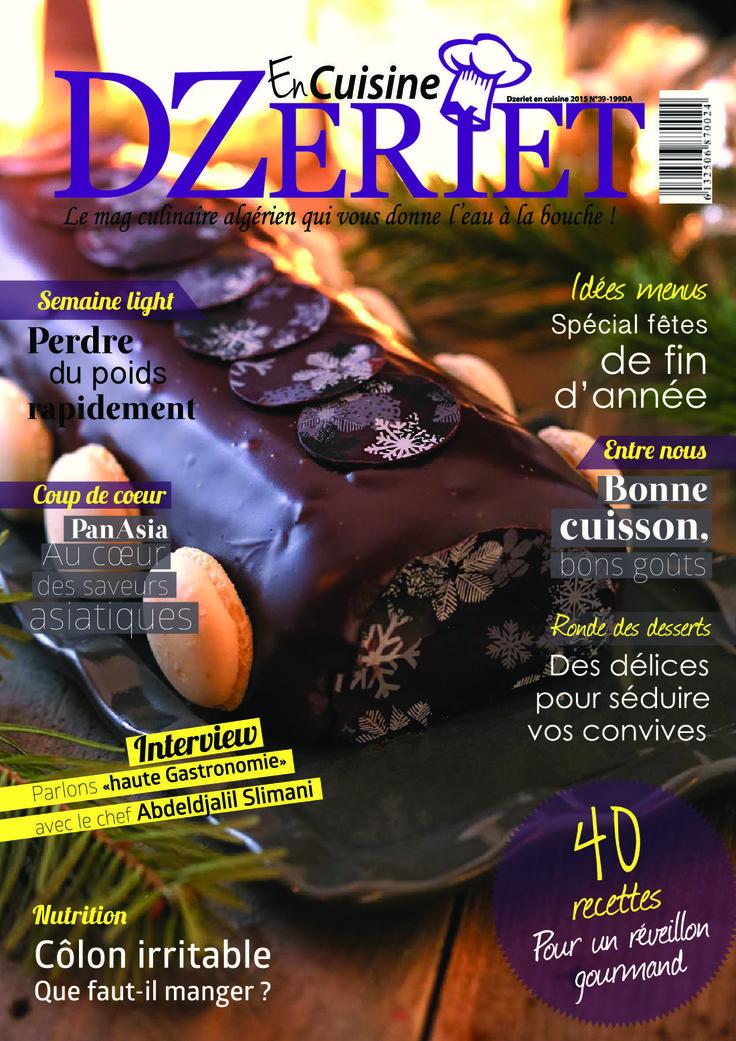 Dzeriet En Cuisine (Fr) N°39 - Kioscom