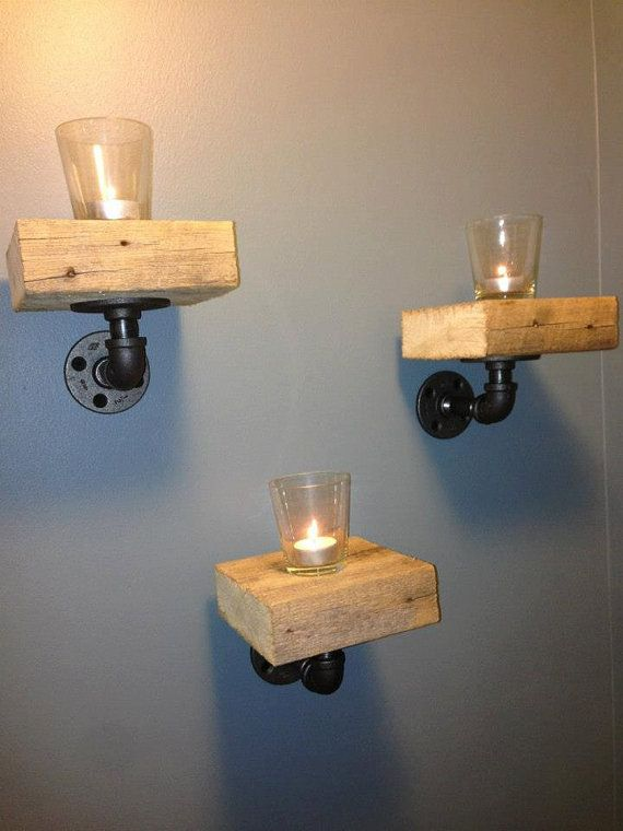 He encontrado este interesante anuncio de Etsy en https://www.etsy.com/es/listing/209695872/reclaimed-barn-wood-mini-shelves