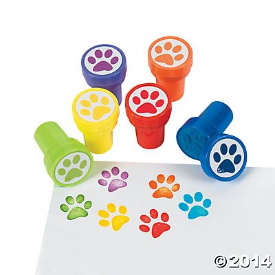 Paw Stampers. Paw Patrol Party.