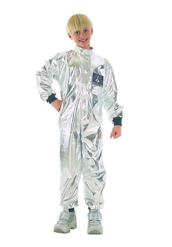 From 8.35:Astronaut Childrens Fancy Dress Costume - Small - 110 to 122cm