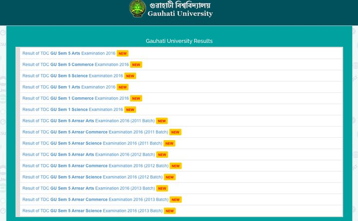 Result of TDC GU #guresults #gauhati.ac.in/resullts 2017 #gauhatiuniversityresult Gauhati University Results 2017 Check here #declared