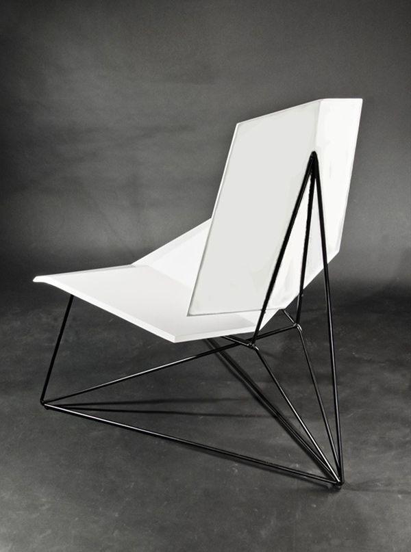 Air Chair by Federico Mauro Costa