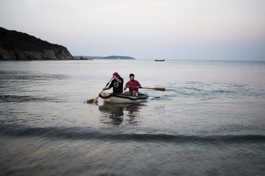 Mackerel Fishing in Maenporth | You'll Find Me by the Sea