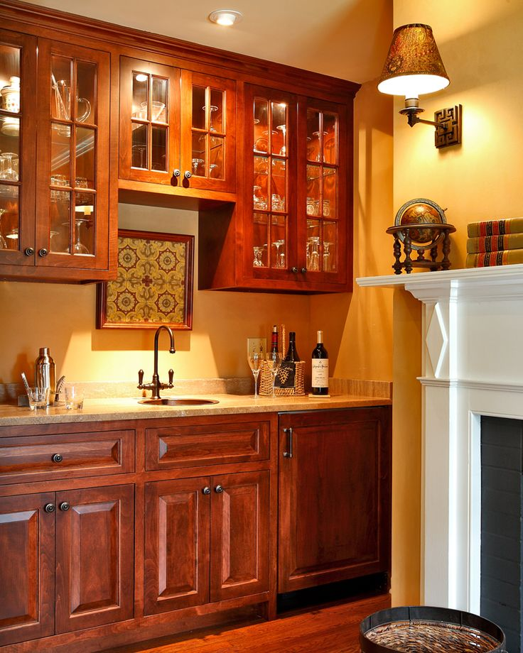 29 Best Small Basement Wet Bar Ideas Images On Pinterest