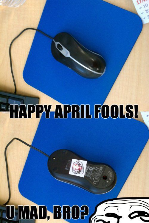 fools day 2 We asked for your office April Fools Day pranks, you delivered (22 Photos)