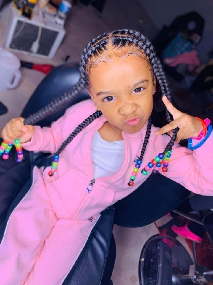 Pin On Girl Hairstyles Black Kids Hairstyles Kids Hairstyles Kids Girl Hairstyles