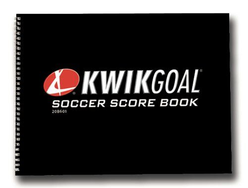 Kwik Goal Soccer Score Book  //Price: $ & FREE Shipping //     #sports #sport #active #fit #football #soccer #basketball #ball #gametime   #fun #game #games #crowd #fans #play #playing #player #field #green #grass #score   #goal #action #kick #throw #pass #win #winning