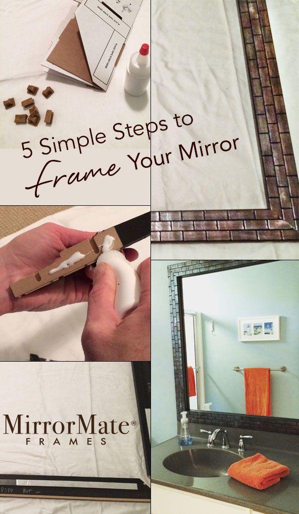 手机壳定制asics cumulus womens   Adding a frame to a bare builder   s grade mirror is an easy DIY project Upon assembly the MirrorMate frame presses right onto the mirror