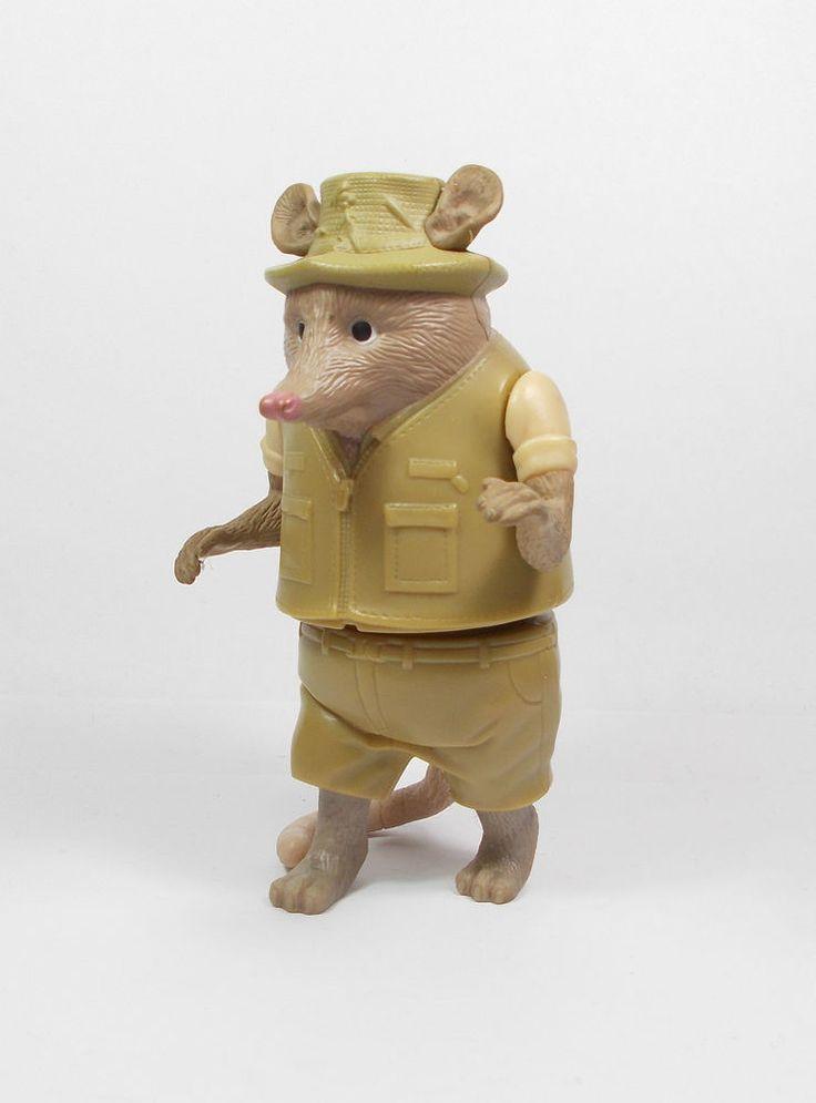 Fantastic Mr Fox - Kylie - Figure - 4  - Roald Dahl