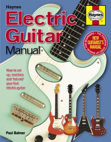 Haynes Electric Guitar Manual. £19.99