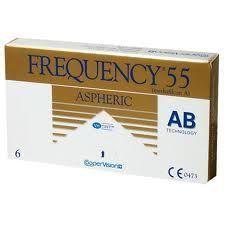 Soczewki Frequency 55 Aspheric 3szt.