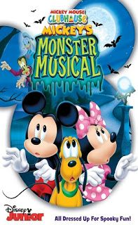 Watch Mickey Mouse Clubhouse Mickey's Monster Musical (2015) Full Online For Free