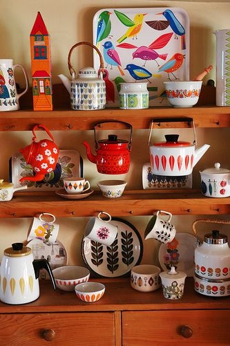 H is for Home: The best collectors of vintage coolness!